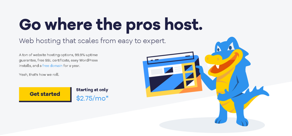 Best Web Hosting Services in 2021