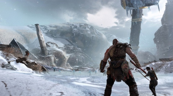 God Of War 4 Update: 4 Things We Know So Far
