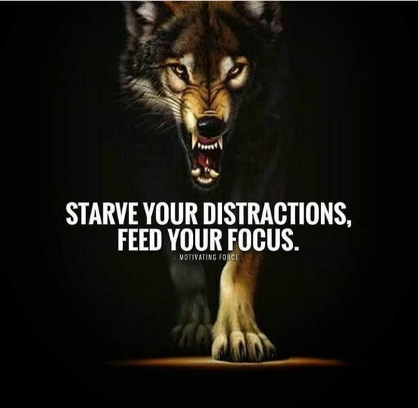Just Focus On your Dreams. Monday Motivation Pictures