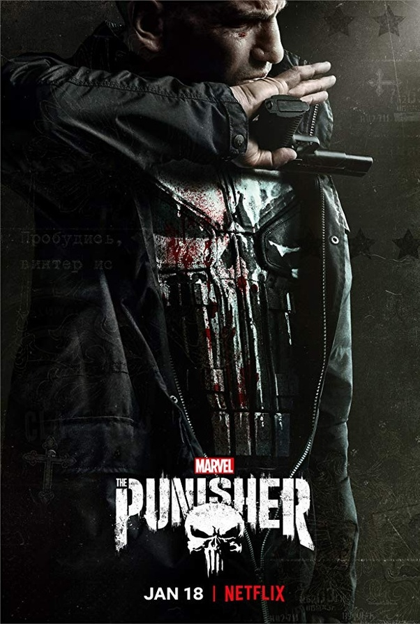 The Punishers TV Series to watch on Netflix