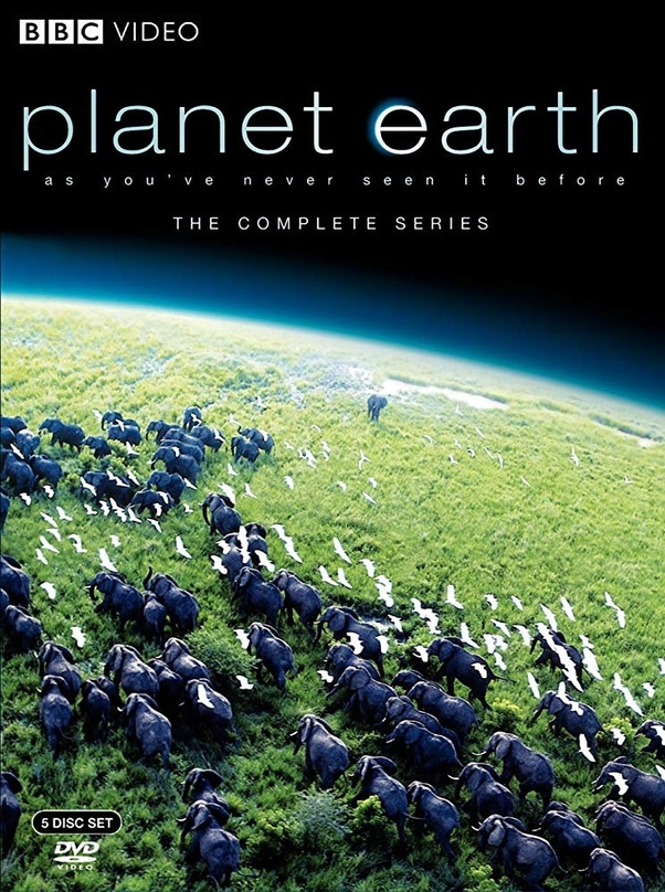 Planet earth TV Series to watch on Netflix