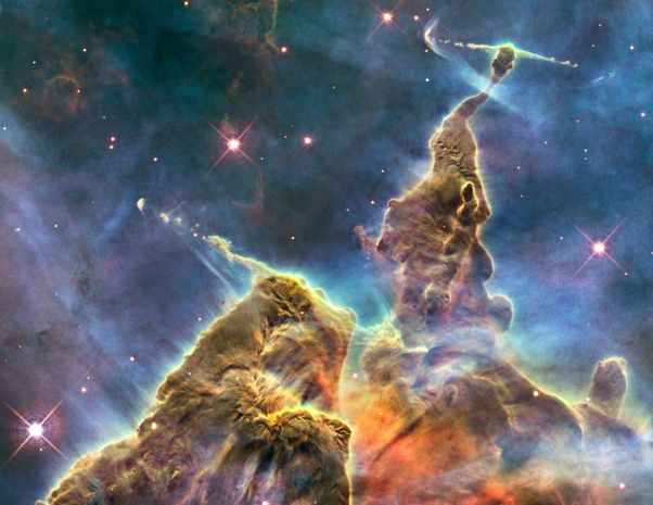 Awesome Space Pictures Clicked By Hubble Space Telescope