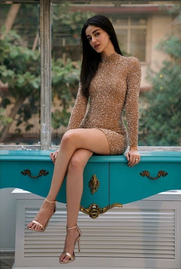 ananya pandey getty images