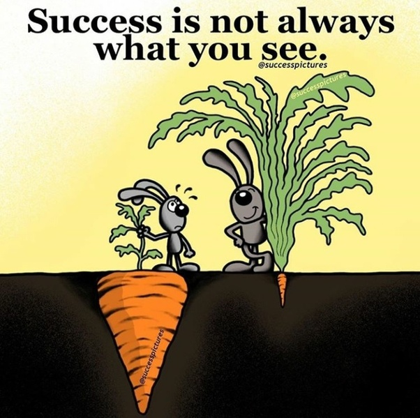 Amazing Picture with a great Meaning! What do you Think About Success? Monday Motivation Pictures