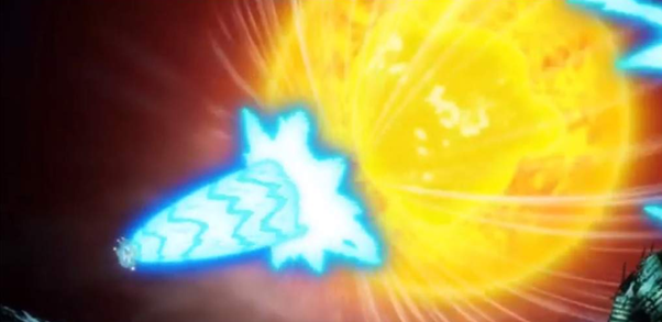 What is Super Saiyan Blue?
