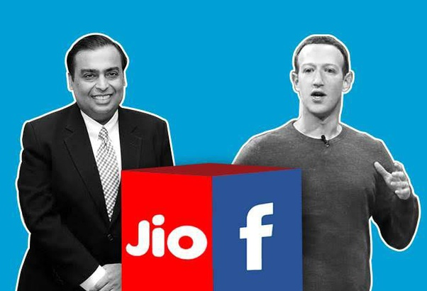 Why is Facebook going to invest 43,000 crores Indian rupees in the Jio platform? - Stock Market India RSS Feed  IMAGES, GIF, ANIMATED GIF, WALLPAPER, STICKER FOR WHATSAPP & FACEBOOK