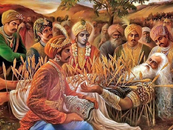 Facts About Bhishma In Mahabharata Knowtify India