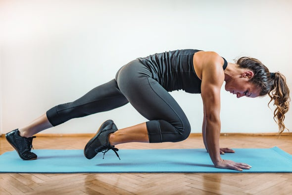 Interval Training exercise for weight loss