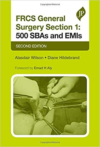 How to prepare for FRCS General Surgery Section 1 ...