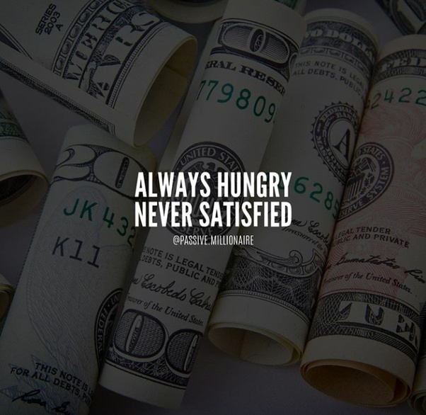 Always Stay Hungry. Monday Motivation Pictures