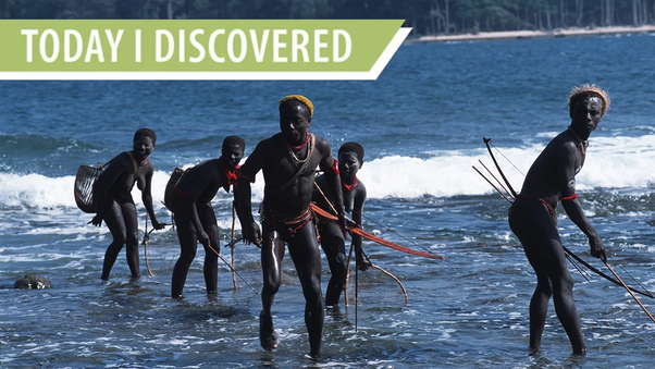 What is an interesting fact about the Sentinel Tribe of Andaman?