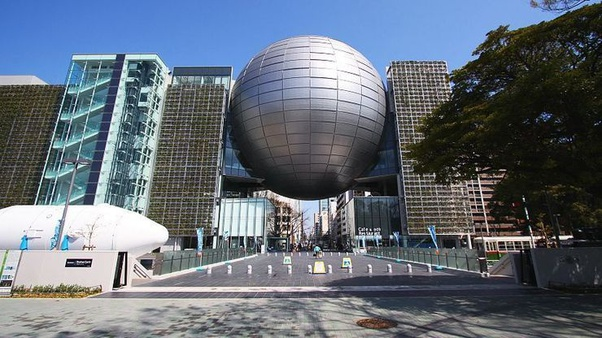 NAGOYA CITY SCIENCE MUSEUM -JAPAN