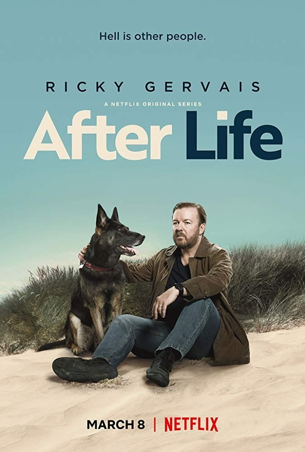 After Life TV Series to watch on Netflix