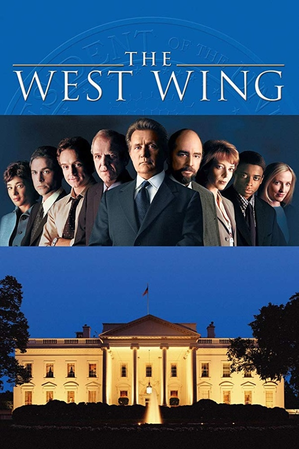 the west wing TV Series to watch on Netflix