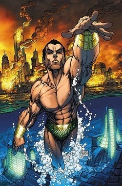 Namor the villain: Doctor Panther 2