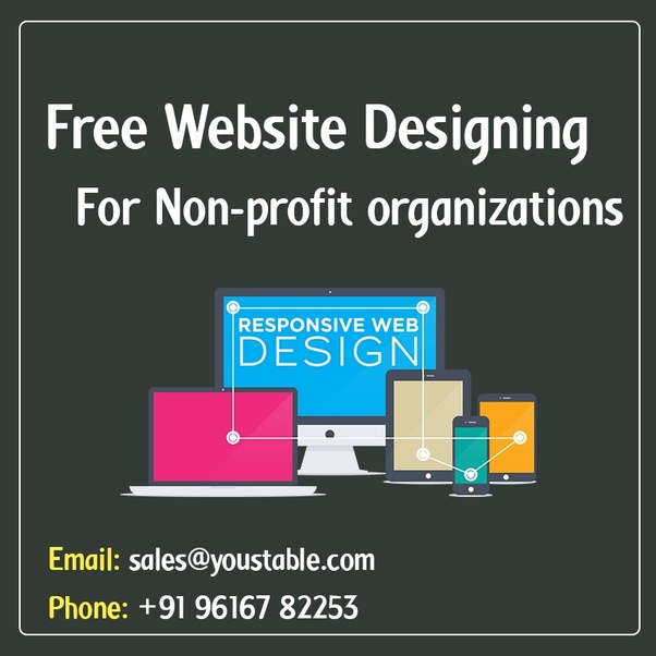 Free Web Hosting for Non-profit Organizations